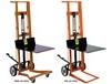 HYDRUALIC LIFT HAND TRUCKS